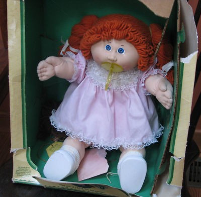 Cabbage Patch Doll Value Luxury Coleco Cabbage Patch Kids Doll Vintage 3900 Pacifier Of Contemporary 40 Pictures Cabbage Patch Doll Value