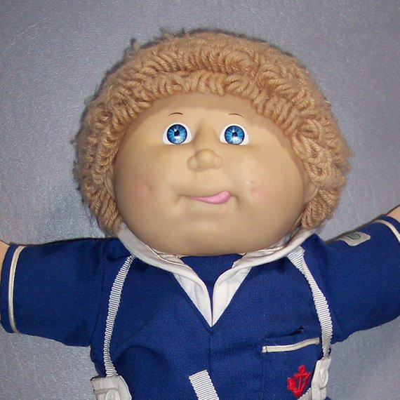 Cabbage Patch Doll Value New Vintage 1983 Cabbage Patch Kids Doll with Clothes Of Contemporary 40 Pictures Cabbage Patch Doll Value