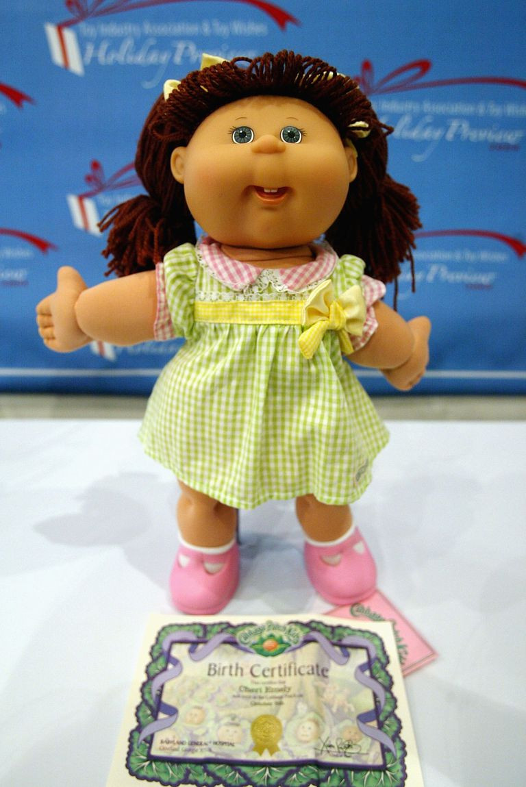 Cabbage Patch Doll Value Unique the History Of the Cabbage Patch Kids Dolls Of Contemporary 40 Pictures Cabbage Patch Doll Value