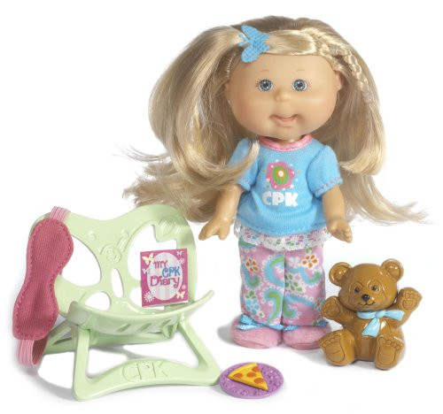 Cabbage Patch Kids Value Awesome Cabbage Patch Kids Lil Sprouts Sleep Over Girl W Of New 41 Pics Cabbage Patch Kids Value