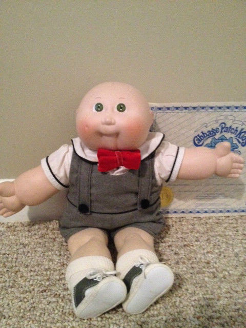 Cabbage Patch Kids Value Beautiful Cabbage Patch Kid Porcelain 1980 S Of New 41 Pics Cabbage Patch Kids Value