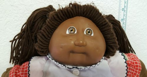Cabbage Patch Kids Value Best Of Vintage 1982 1983 Coleco African American Black Cabbage Of New 41 Pics Cabbage Patch Kids Value