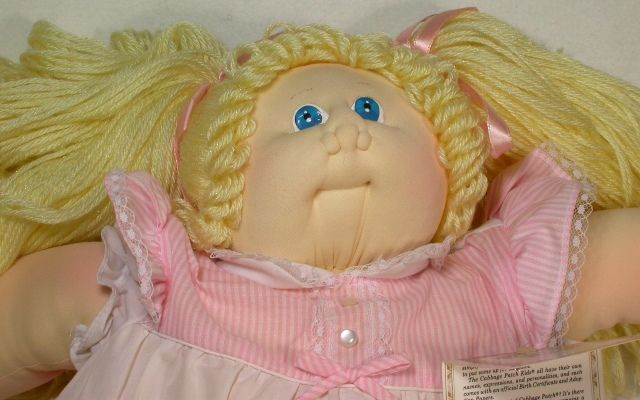 Cabbage Patch Kids Value Elegant soft Sculpture Cabbage Patch and Cabbages On Pinterest Of New 41 Pics Cabbage Patch Kids Value