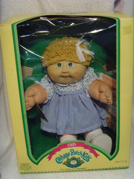 Cabbage Patch Kids Value Unique Cabbage Patch Doll Still In Box Free Programs Utilities Of New 41 Pics Cabbage Patch Kids Value