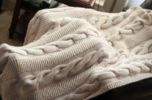 Cable Knit Blanket Best Of Thimbleanna Jumbo Cable Knit Throw Of Incredible 49 Pictures Cable Knit Blanket