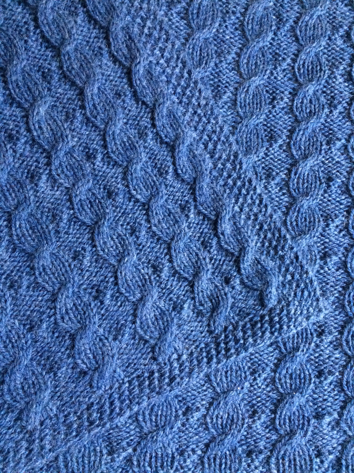 reversible cable knitting patterns