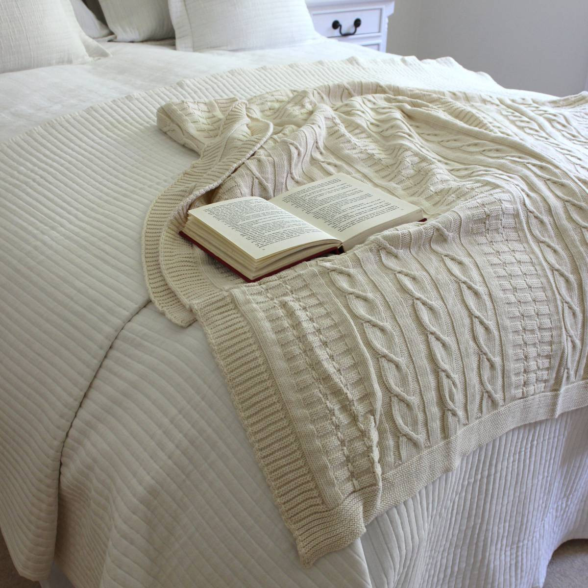 Cable Knit Blanket Inspirational Cable Knit Throw Cotton Cable Knit Throw Cotton Knit Of Incredible 49 Pictures Cable Knit Blanket