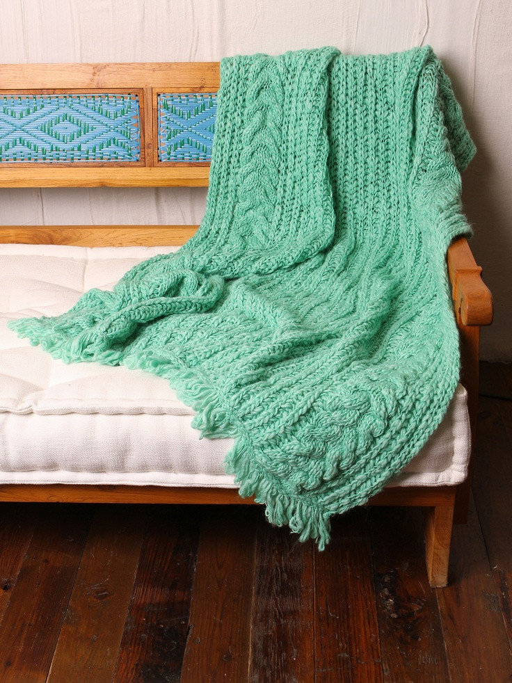 Cable Knit Throw Inspirational 17 Best Images About Knitting On Pinterest Of Charming 49 Models Cable Knit Throw
