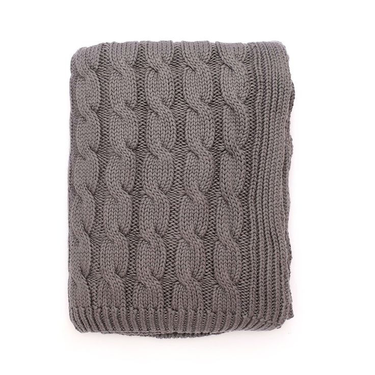 Cable Knit Throw New the Grey Cable Knit Throw Of Charming 49 Models Cable Knit Throw