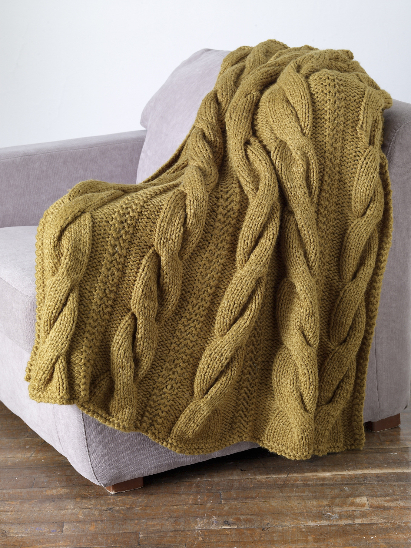 Cable Knit Throw Unique Classic Cable Throw In Lion Brand Wool Ease Thick & Quick Of Charming 49 Models Cable Knit Throw