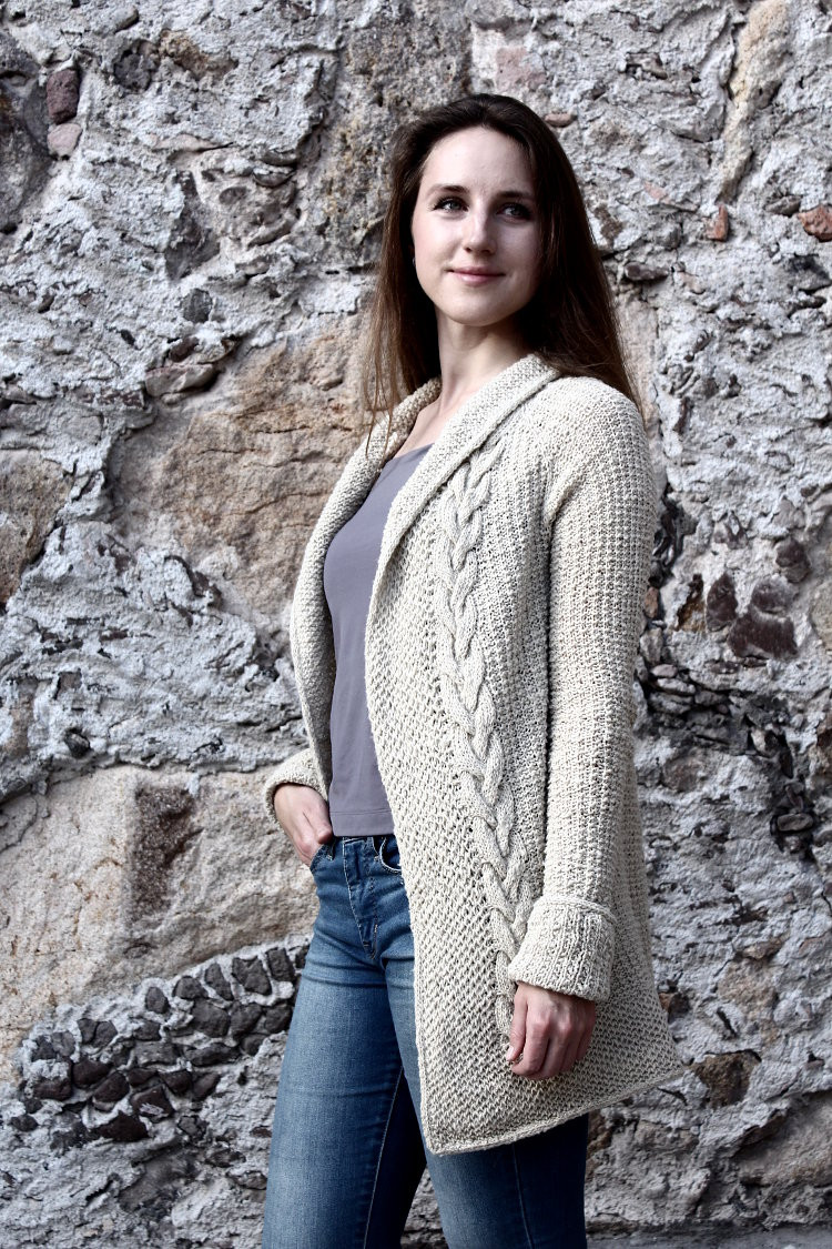 Cardigan Pattern Unique the Choice Cable Textured Cardigan Pattern – the Gift Of Superb 46 Images Cardigan Pattern