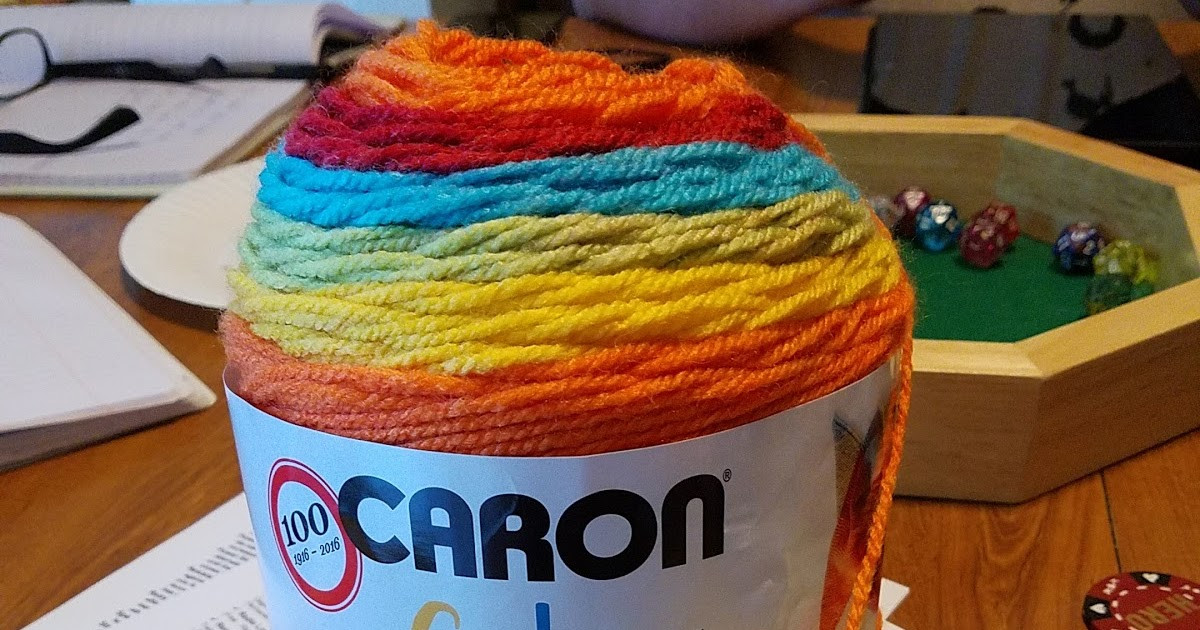 Caron Big Cakes Fresh Becca S Crazy Projects Big Knitting with Caron Cakes Of Wonderful 40 Pictures Caron Big Cakes