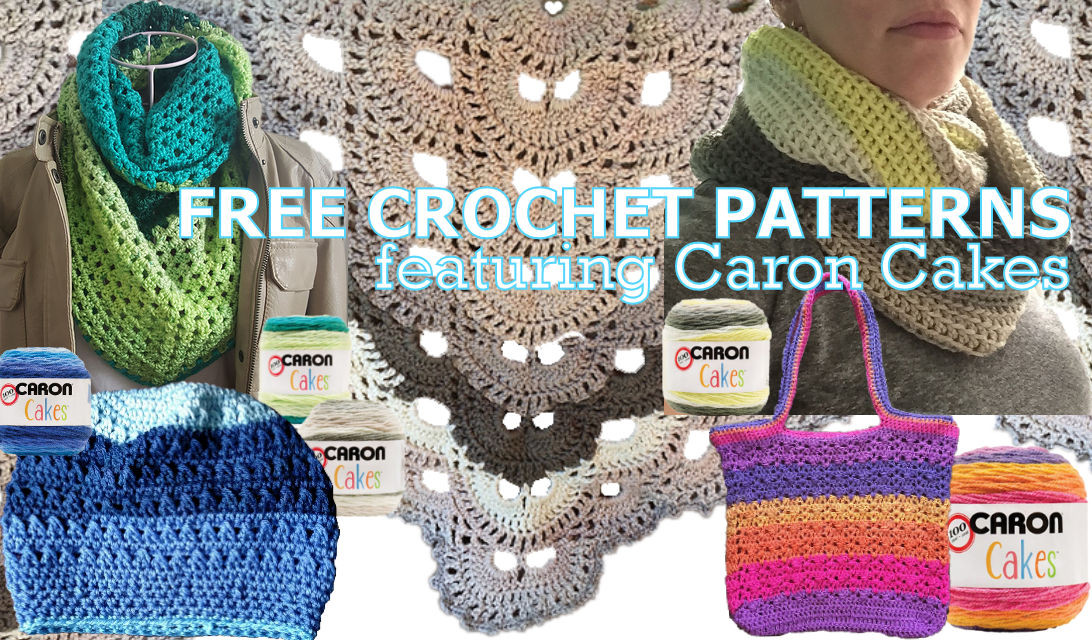 Caron Cakes Patterns Beautiful Free Crochet Patterns Featuring Caron Cakes Yarn Of Unique 50 Photos Caron Cakes Patterns