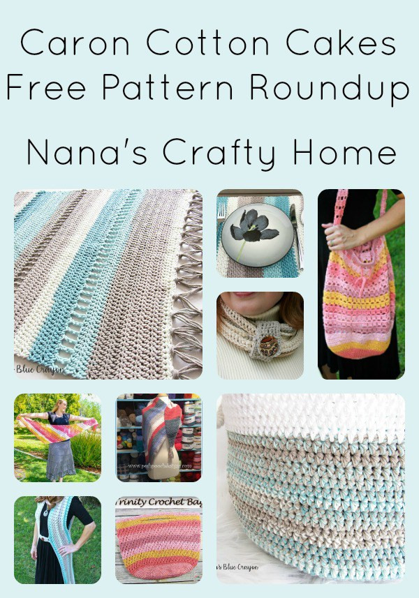 Caron Cotton Cakes Beautiful Caron Cotton Cakes Free Pattern Roundup at Nana S Crafty Home Of Beautiful 46 Models Caron Cotton Cakes