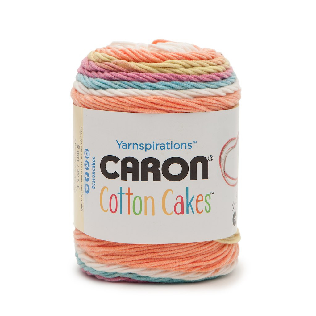 Caron Cotton Cakes New Caron Cotton Cakes™ Yarn Of Beautiful 46 Models Caron Cotton Cakes