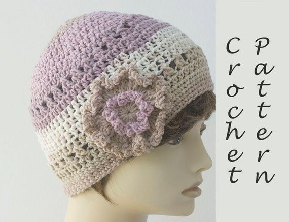 Caron Cotton Cakes Unique Caron Cakes Cotton Hat Pattern Women S Flower Hat Crochet Of Beautiful 46 Models Caron Cotton Cakes