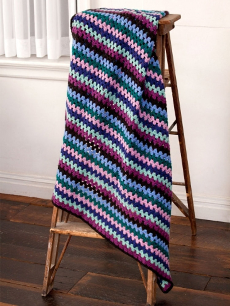 Caron Simply soft Crochet Patterns Inspirational Granny Stripes Afghan In Caron Simply soft Simply soft Of Beautiful 43 Pics Caron Simply soft Crochet Patterns