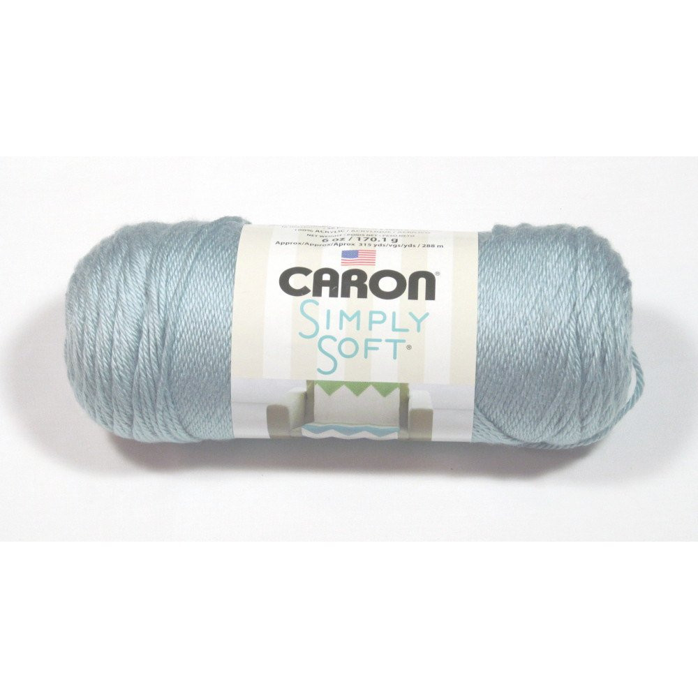 Caron Simply soft Inspirational Caron Simply soft Yarn Light Country Blue 6oz Of Amazing 46 Images Caron Simply soft