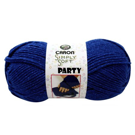 Caron Simply soft Party Elegant Caron Simply soft Party Yarn Royal Sparkle Walmart Of Amazing 41 Photos Caron Simply soft Party