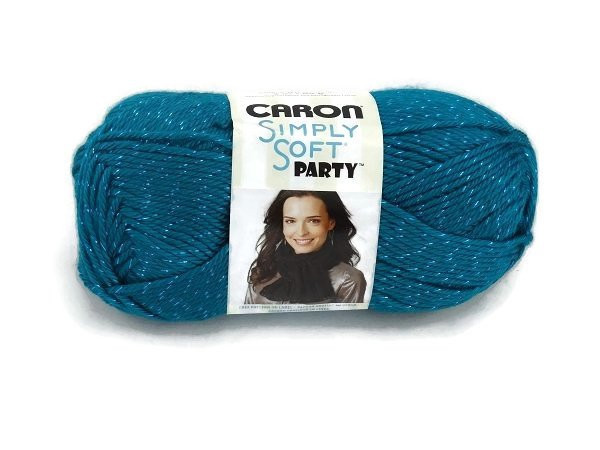 Caron Simply soft Party Inspirational Caron Simply soft Party 0004 Teal Sparkle Of Amazing 41 Photos Caron Simply soft Party