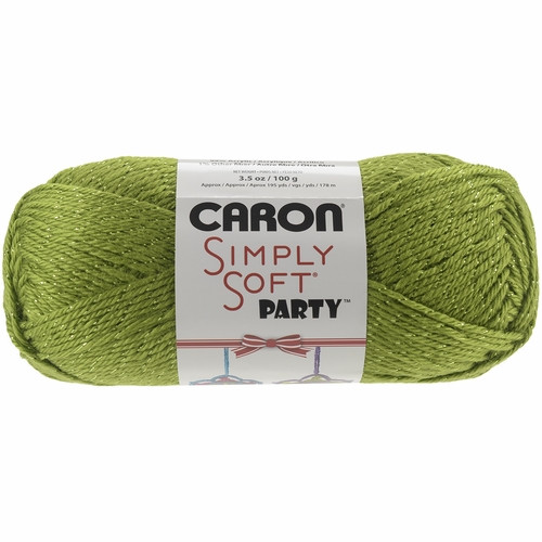 Caron Simply soft Party Inspirational Caron Simply soft Party Holiday Yarn Green Sparkle Of Amazing 41 Photos Caron Simply soft Party