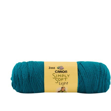 Caron Simply Soft Light Yarn Available In Multiple Colors