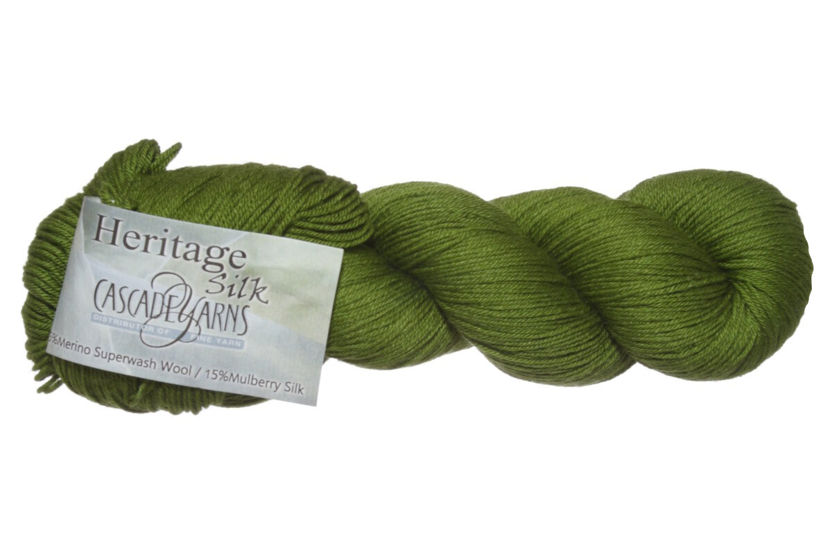 Cascade Heritage Silk Best Of Cascade Heritage Silk Yarn 5717 Camo Green Reviews at Of Perfect 48 Pictures Cascade Heritage Silk