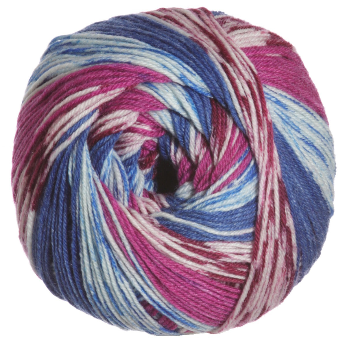 Cascade Heritage Prints Yarn 08 Cotton Candy at Jimmy