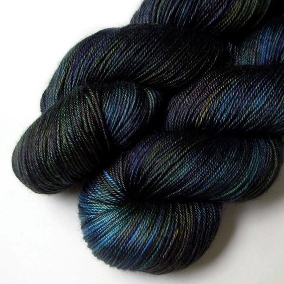 Cashmere Yarn for Sale Awesome Cashmere and Silk Fingering Yarn Sale Skein Grackle 420 Of Perfect 47 Models Cashmere Yarn for Sale