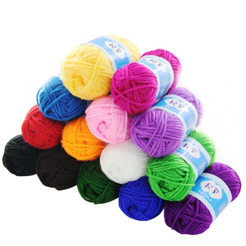 Cashmere Yarn for Sale Beautiful Hot Sale 50m Color Color Wool Ball soft Silk Fiber Of Perfect 47 Models Cashmere Yarn for Sale