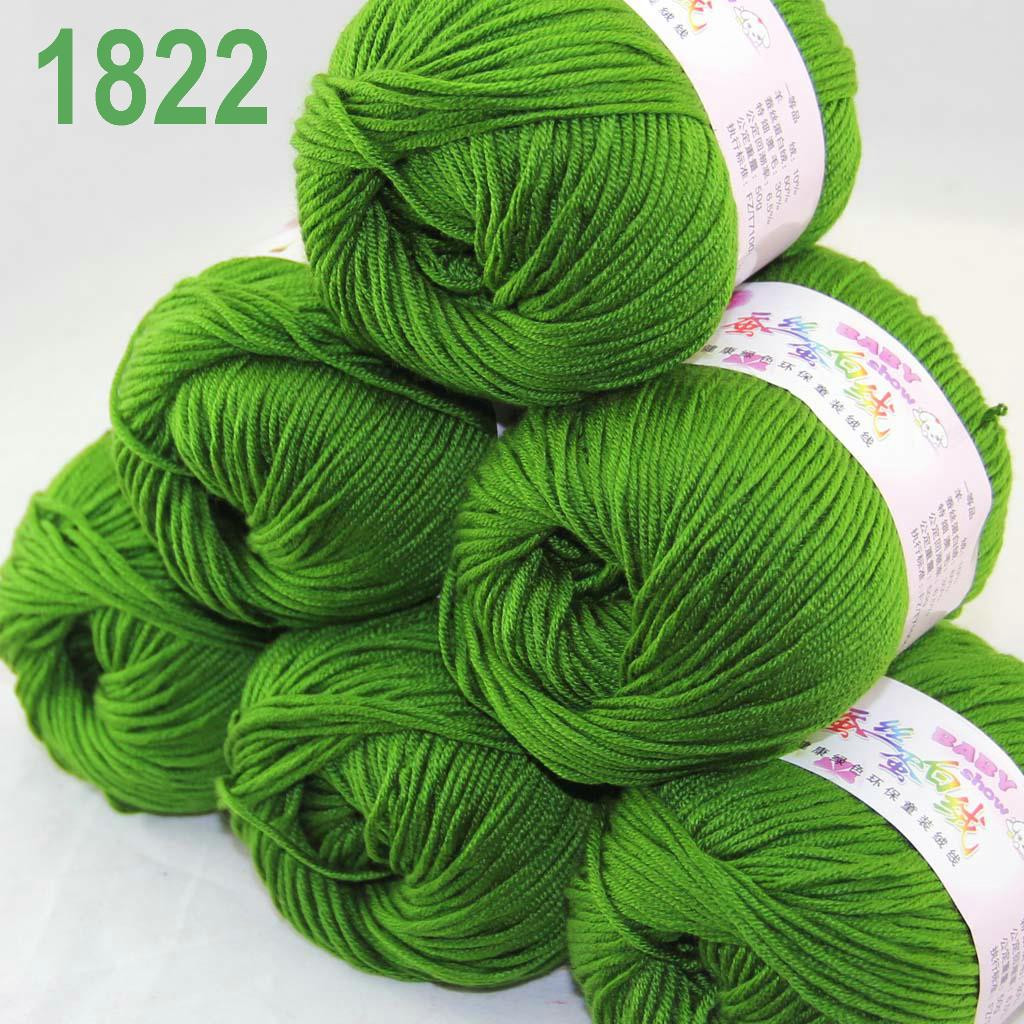 Cashmere Yarn for Sale Luxury Sale 6x50g Balls soft Cashmere Silk Wool Hand Knitting Of Perfect 47 Models Cashmere Yarn for Sale