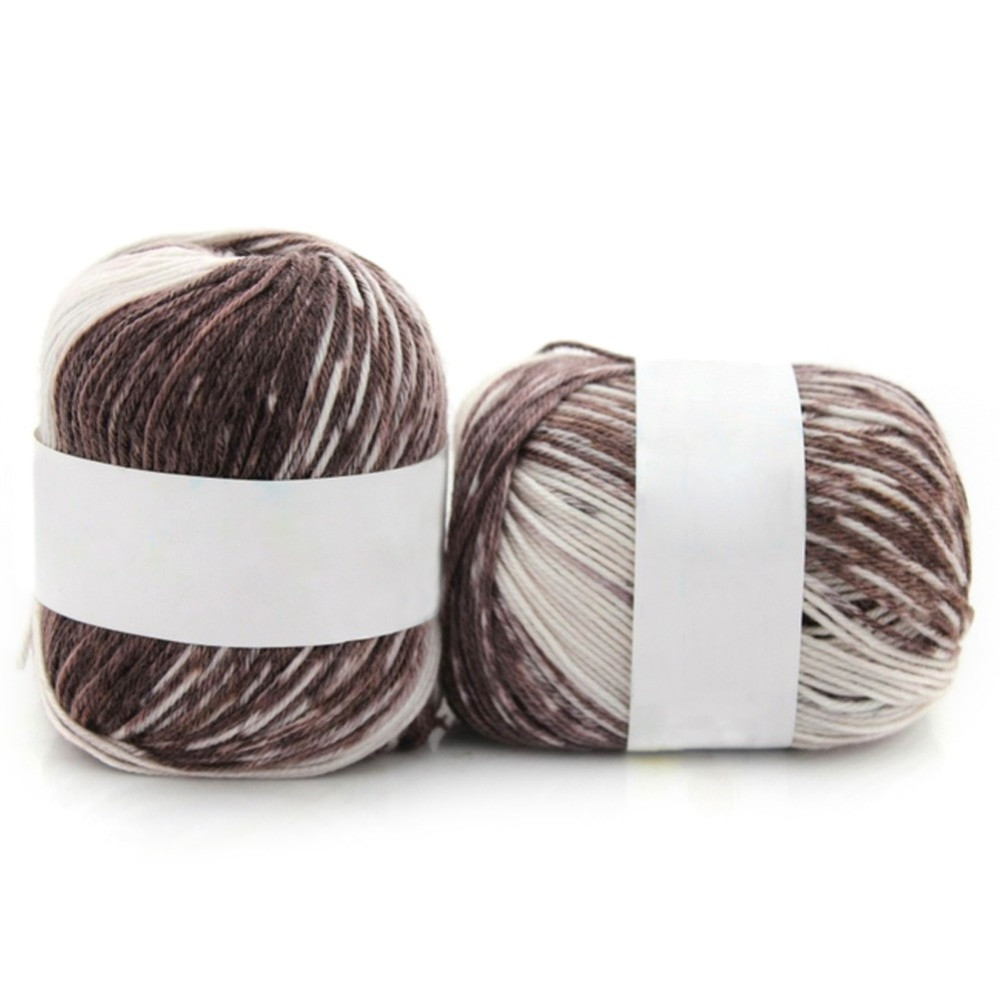 Soft Thick Cashmere Yarn For Hand Knitting Crochet Thread