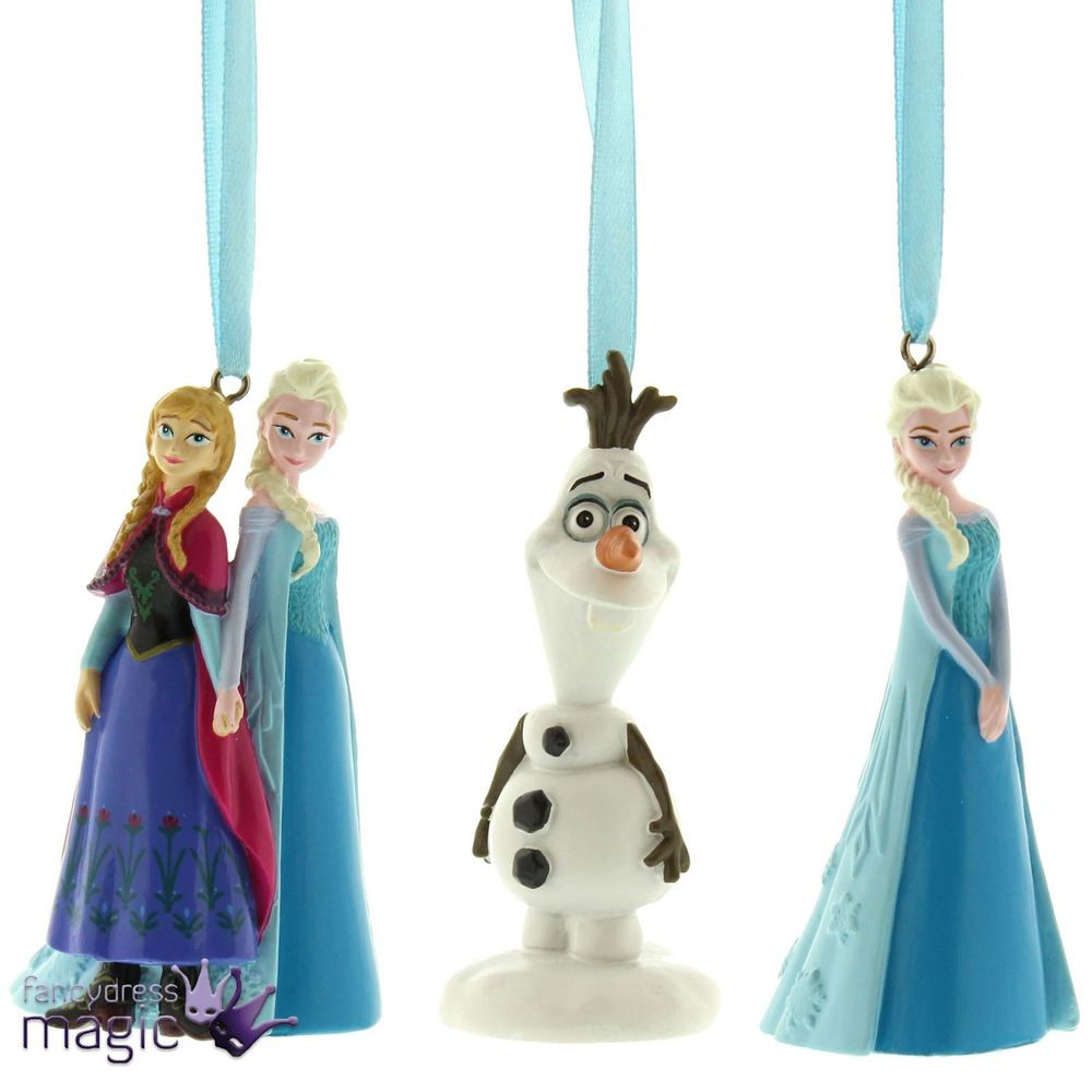 Character Christmas ornaments Awesome Disney Frozen Hanging Character ornament Christmas Xmas Of Great 37 Photos Character Christmas ornaments