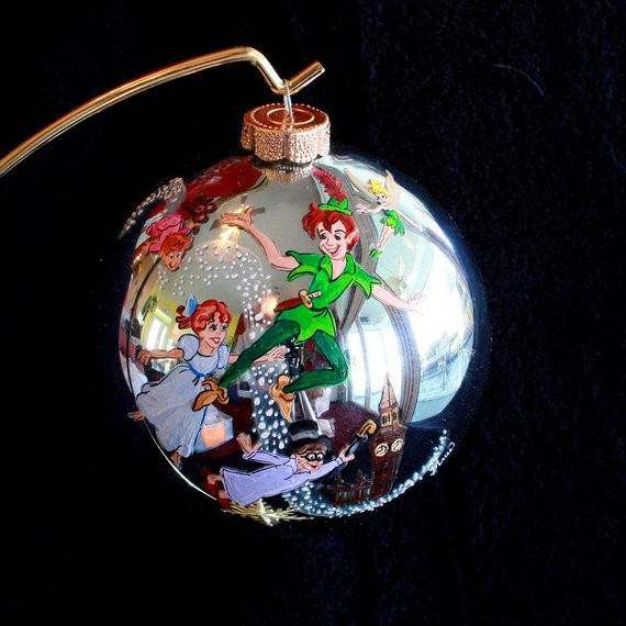 Character Christmas ornaments Beautiful Hand Painted ornament with Pop Characters Item 60 Of Great 37 Photos Character Christmas ornaments