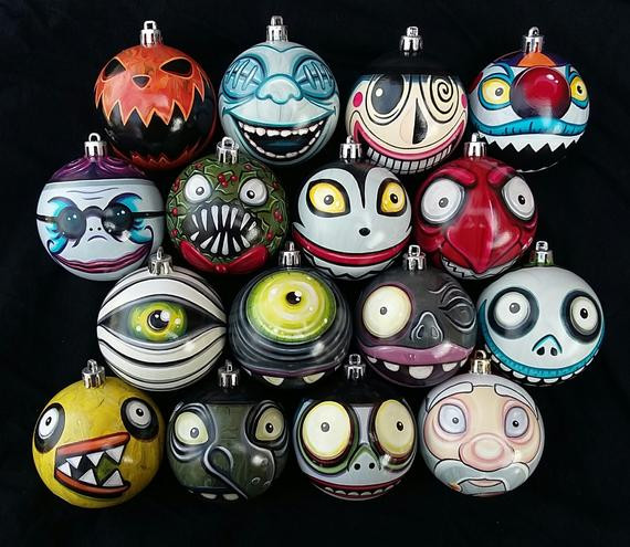 Character Christmas ornaments Luxury Any Character Nightmare before Christmas ornaments Pick Your Of Great 37 Photos Character Christmas ornaments