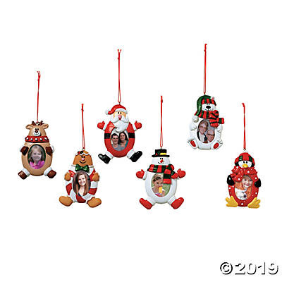 Character Christmas ornaments Luxury Christmas Character Picture Frame ornaments oriental Trading Of Great 37 Photos Character Christmas ornaments