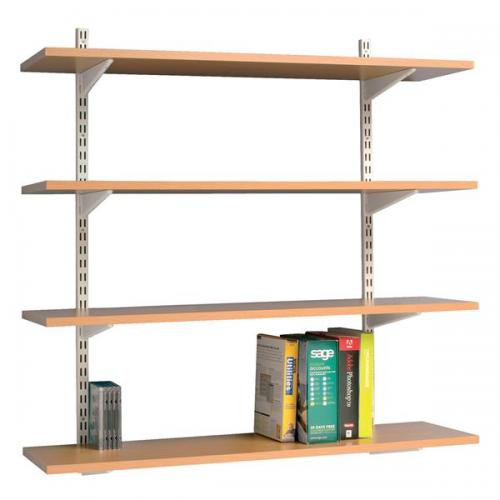 Cheap Shelves New Trexus top Shelf Shelving Unit System 4 Shelves Beech Of Incredible 45 Pictures Cheap Shelves