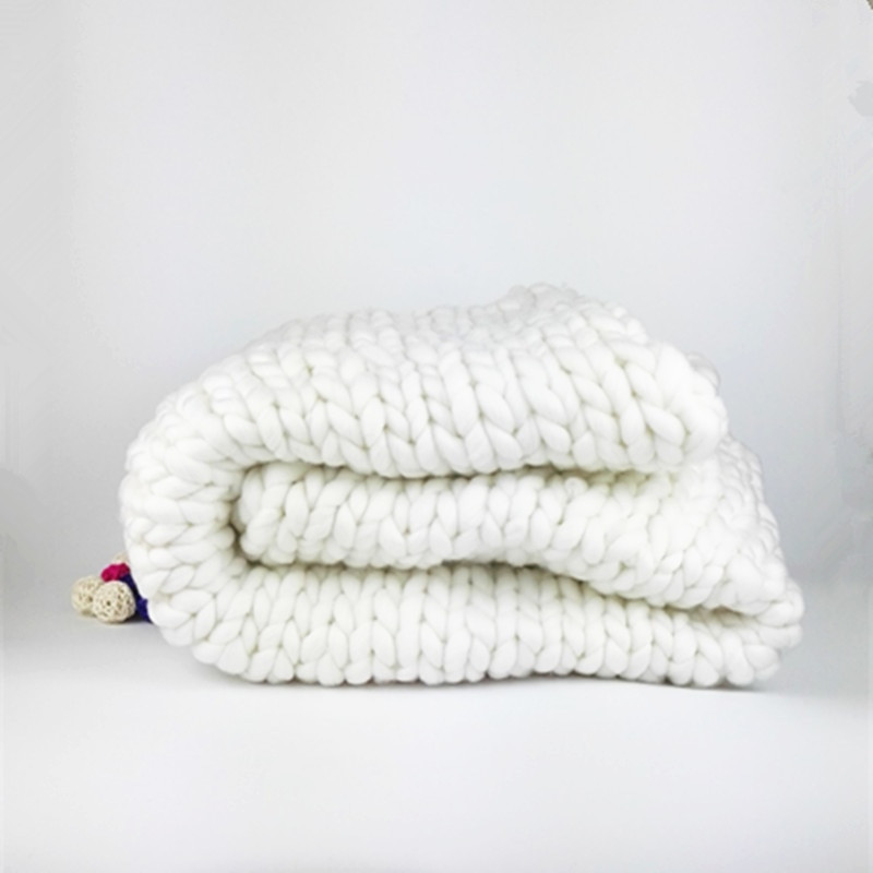 Cheap Super Bulky Yarn Best Of Promo Sale Chunky Knit Blanket Wool Knit Throw Blanket Of Brilliant 48 Models Cheap Super Bulky Yarn