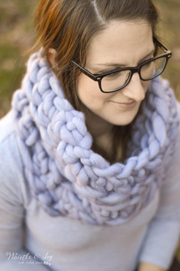 Cheap Super Bulky Yarn Best Of Super Bulky Crochet Cowl Whistle and Ivy Of Brilliant 48 Models Cheap Super Bulky Yarn