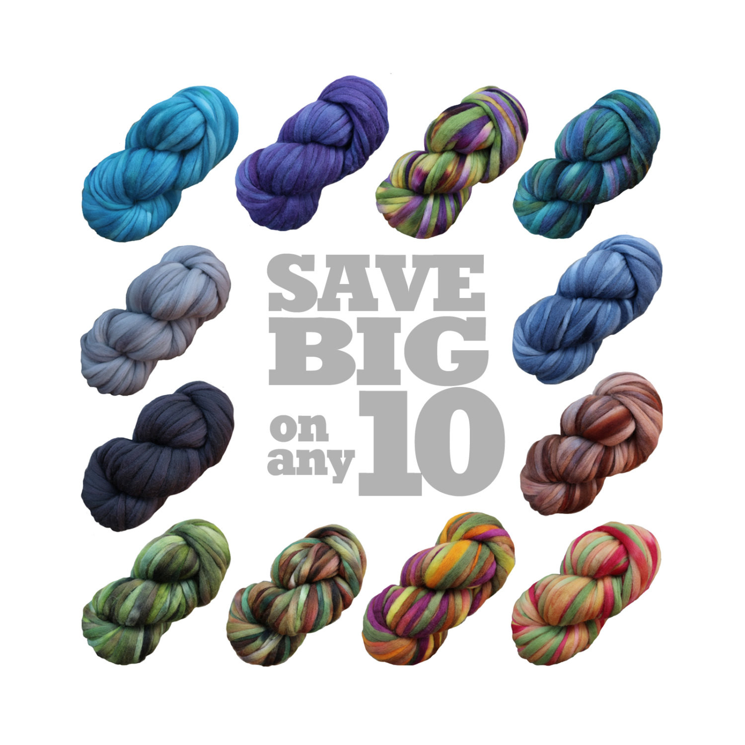 Cheap Super Bulky Yarn Lovely Bulk Discount 10 Skeins Super Zippy Hand Dyed Extra Thick soft Of Brilliant 48 Models Cheap Super Bulky Yarn