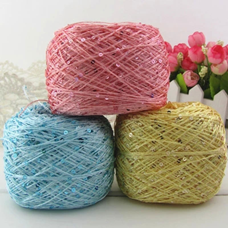 Cheap Yarn Luxury 500g Skein wholesale Silk Sequins Wool Polyester Yarn for Of Amazing 40 Pics Cheap Yarn