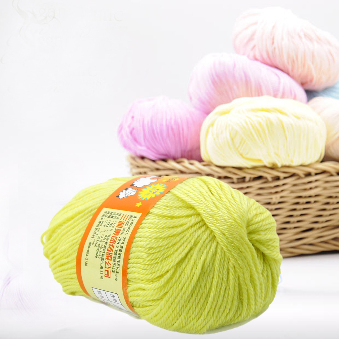Cheap Yarn New New 1pc 50g Cotton Knitting Yarn Crochet Yarn for Knitting Of Amazing 40 Pics Cheap Yarn