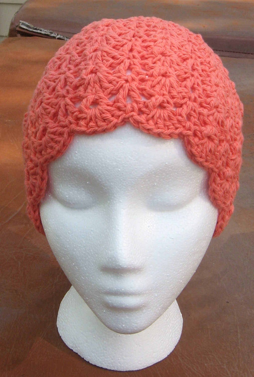 Crochet Projects Chemo Hats Set 1