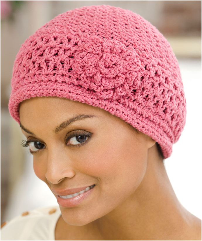 Chemo Cap Crochet Pattern Fresh Free Crochet Chemo Hat Patterns Of Brilliant 48 Pictures Chemo Cap Crochet Pattern