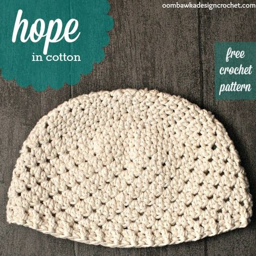 Chemo Cap Crochet Pattern Inspirational Hope Women S Chemo Cap In Cotton Free Crochet Of Brilliant 48 Pictures Chemo Cap Crochet Pattern