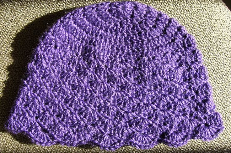 Free Crochet Cancer Hat Patterns
