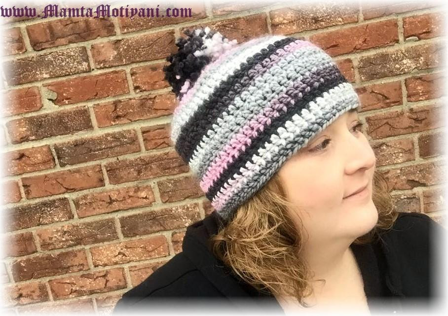 Chemo Hat Patterns Best Of Simple Chemo Cap Beanie Hat Crochet Pattern by Mamta Of Superb 48 Models Chemo Hat Patterns