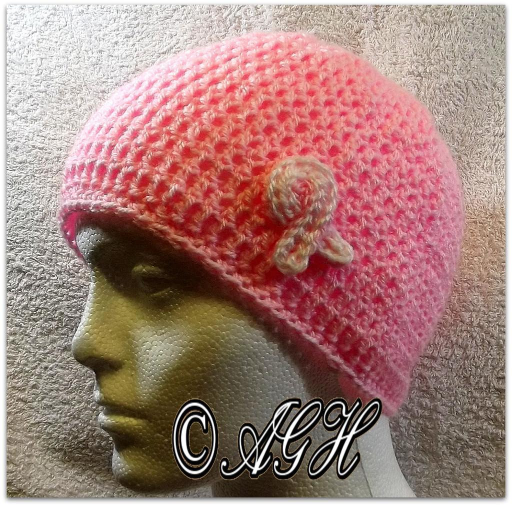 Chemo Hat Patterns Unique Simple Lightweight Chemo Cap by Aghandmades Craftsy Of Superb 48 Models Chemo Hat Patterns