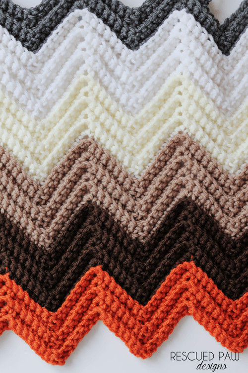 Chevron Afghan Pattern Beautiful Easy Chevron Crochet Blanket Pattern Crochet Of Top 40 Ideas Chevron Afghan Pattern
