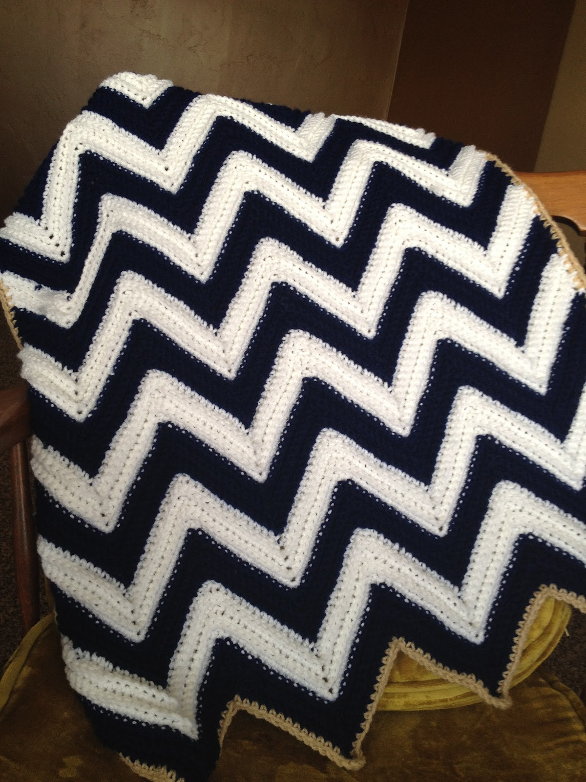 Chevron Afghan Pattern Fresh Chevron Baby Afghan Pattern by Simplistically Sassy Of Top 40 Ideas Chevron Afghan Pattern